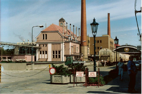 Brewery Yard 1993