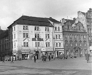 Hotel Central 1962