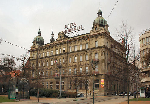 Hotel Continental 2006